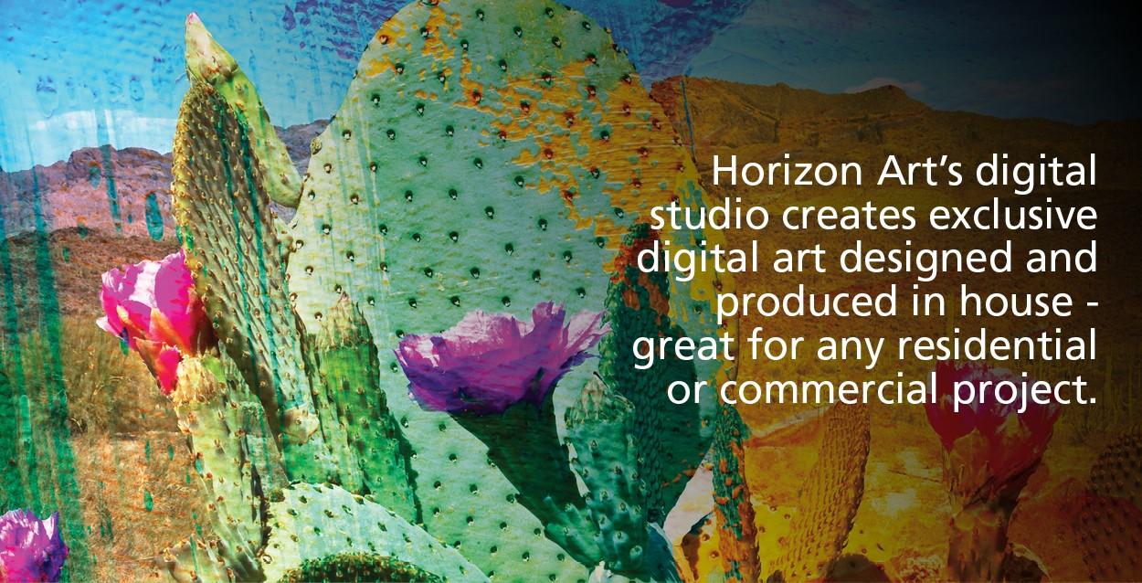 Digital Studio by Horizon Art